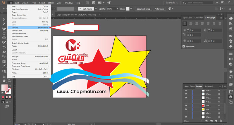 Business-card-design-with-Illustrator11